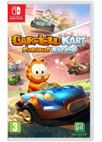Garfield Kart (Furious Racing)