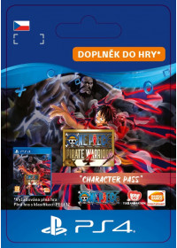 CZ PS4 - ONE PIECE: PIRATE WARRIORS 4 Character Pass