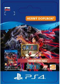 SK PS4 - ONE PIECE: PIRATE WARRIORS 4 Character Pass
