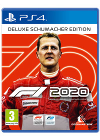 F1 2020 Michael Schumacher Deluxe Edition