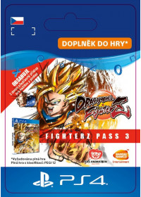CZ PS4 - Dragon Ball Fighterz - FighterZ Pass 3