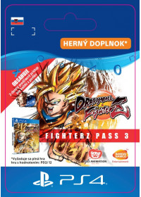 SK PS4 - DrafonBall Fighterz - Fighterz Pass 3