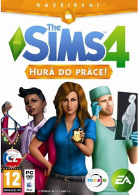 The Sims 4 Hurá do práce! (PC/MAC) DIGITAL