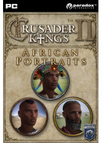 Crusader Kings II: African Portraits (PC) DIGITAL