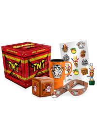 Crash Bandicoot TNT Limited Bix Box