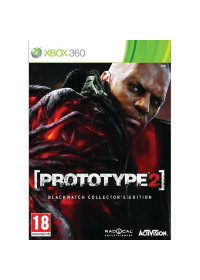 Prototype 2 Blackwatch Collectors Edition