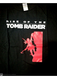 Tričko Rise of the Tomb Raider