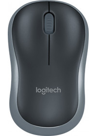 Logitech Wireless Mouse M185 sivá