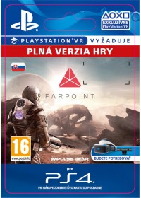 SK PS4 - Farpoint