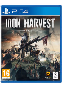 Iron Harvest 1920+ D1 Edition