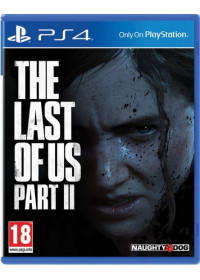 PS4 The Last of Us: Part II CZ