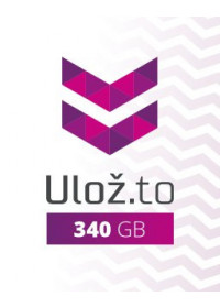 Ulož.to 340 GB