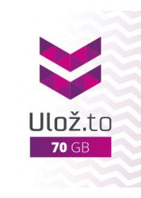 Ulož.to 70 GB