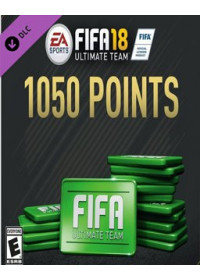 FIFA 18 1050 FUT Points