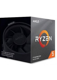 AMD, Ryzen 5 3600X, Processor BOX, soc. AM4, 95W, s Wraith Spire chladičom