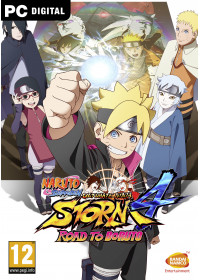 Naruto Shippuden: Ultimate Ninja Storm 4: Road to Boruto (PC) DIGITAL