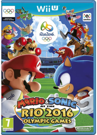 WiiU Mario &amp, Sonic at the Rio 2016 Olympic Games
