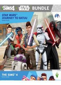 The Sims 4 + Star Wars Výprava na Batuu