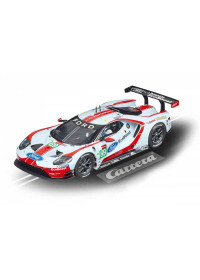 Auto Carrera D124 - 23892 Ford GT Race Car No.69