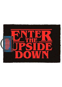 Stranger Things Doormat Enter The Upside Down