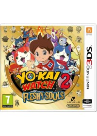 3DS YO-KAI WATCH 2: Flesh Souls