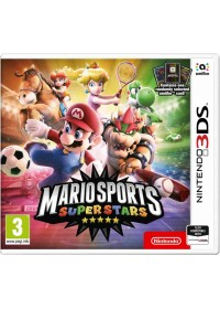 3DS Mario Sports Superstars + amiibo card (1pc)