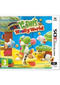 3DS Poochy &amp, Yoshi's Woolly World