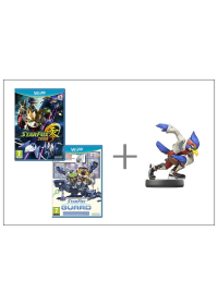 WiiU Star Fox Zero + Star Fox Guard + Falco 52