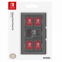 Game Card Case 24 for Nintendo Switch (Black)
