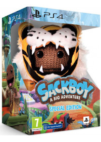 Sackboy: A Big Adventures