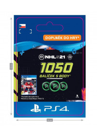CZ PS4 - NHL 21 – 1050 Points Pack
