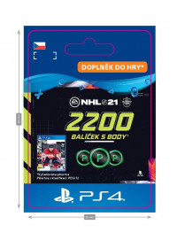 CZ PS4 - NHL 21 – 2200 Points Pack