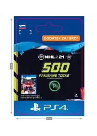 SI - NHL 21 – 500 Points Pack