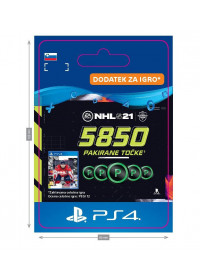SI - NHL 21 – 5850 Points Pack