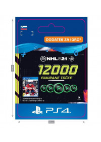 SI - NHL 21 – 12000 Points Pack