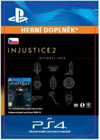 CZ PS4 - Injustice ™ 2 Ultimate Pack