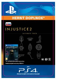 SK PS4 - Injustice™ 2 Ultimate Pack