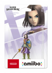 amiibo Smash Dragon Quest Hero
