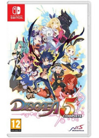 SWITCH Disgaea 5 Complete