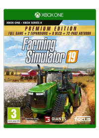 Farming Simulator 19: Premium Edition CZ PS4