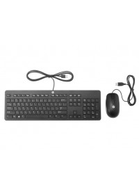 HP Slim USB Keyboard and Mouse - SK