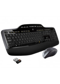 set Logitech Wireless Desktop MK710, USB, US