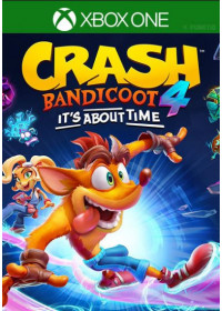 Crash Bandicoot 4: It's About Time Digitálny produkt