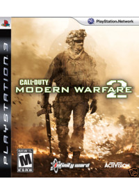 PS3 Call of Duty: Modern Warfare 2 - Bazár