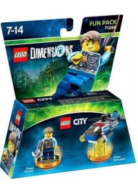 LEGO Dimensions Fun Pack Lego City Undercover 71266