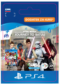 SI - The Sims™ 4 SW™ Journey to Batuu GP