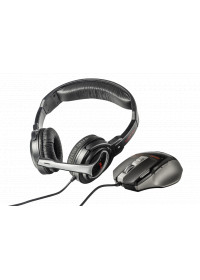 set TRUST GXT 249 Gaming Headset & Mouse