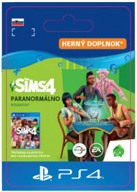SK PS4 - The Sims™ 4 Paranormal Stuff Pack