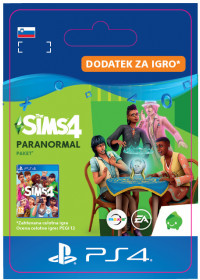SI - The Sims™ 4 Paranormal Stuff Pack