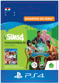 HR - The Sims™ 4 Paranormal Stuff Pack